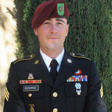 Sergeant Jeffrey Robert Bushroe